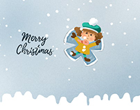 Christmas animation Dotolina