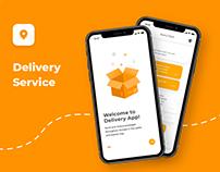 Delivery iOS App