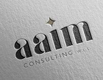 AAIM Consultancy WLL - Branding
