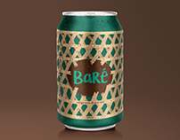 """Baré"" - Package Redesign"