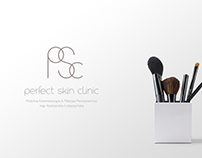 Perfect Skin Clinic, branding