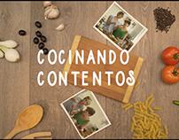 Del Fuerte- Cocinando Contentos