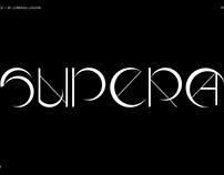 SUPERA TYPEFACE_FREE