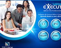Diseño de interfaces del Lektor Executive