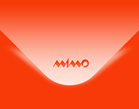 MIMO - landing page