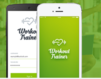 Workout Trainer - The Fitness App