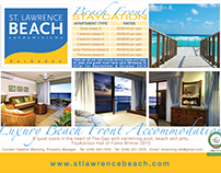 St. Lawrence Beach Condominiums ad