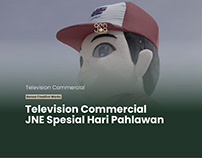 JNE Surabaya Spesial Hari Pahlawan