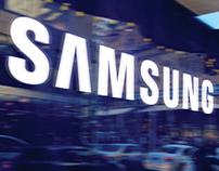 Samsung Australia – Experience Store Sydney