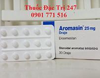 Thuốc aromasin 25mg exemestane - thuốc đặc trị 247