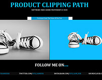 Product Clipping Path