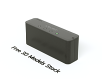 Samsung Level Box Mini Free 3D Model