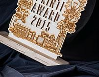 Karli Printi Award // 2015