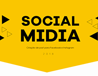 Social Midia | 2018