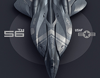 high speed bomber concept