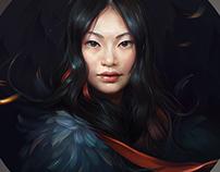 Portrait fantasy
