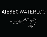 Business Cards: AIESEC Waterloo
