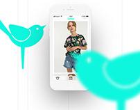 Befree app redesign concept
