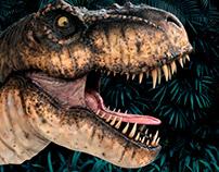 T-rex | Life Size Sculpt