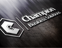Logo for champion business solutions
