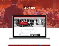 Site Wordpress - Tamer