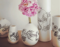 Vase - collection