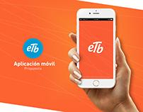 ETB / app