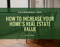 How to Increase Your Home's Real Estate Value