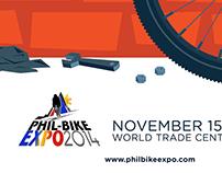 Poster Design: Phil-Bike Expo