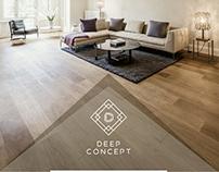 DEEP CONCEPT | Branding + Diseño [para IDEAS EN COMÚN]