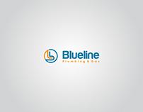 BlueLine Logo Concept