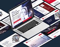 Alliance Française - Website Redesign