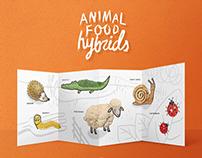 Animal-Food Hybrids