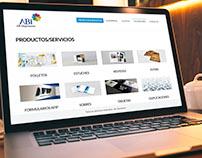 AB Impresores - Diseño Web