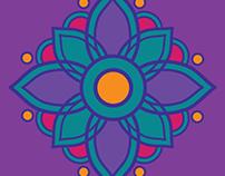 Logotipo e Cartão de Visita - Larissa Galles