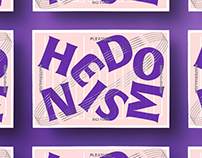 Hedonism posters