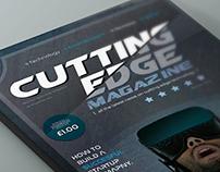 Cutting Edge Technology - Magazine Concept