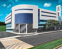 Edificio PostGrado - Altagora