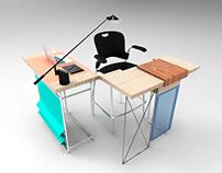 Función Dual:Mesa de Animación