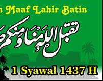 Banner Lebaran Idul Fitri 1437 2016 5