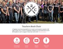 Teachers Rock Choir