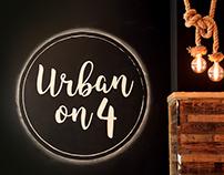 Urban on 4    Branding