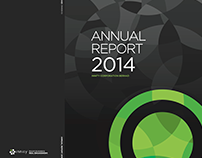 Annual Report 2014 [innityMY] - Cover