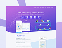 LANEAXIS Website design