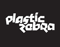 Plastic Zebra