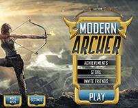 Modern Archer Game