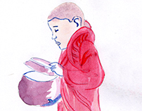 Illustration of a Novice