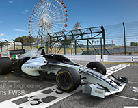 Williams FW38 Design