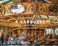 Carousel for Missoula Brand Identity