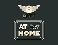 Garage At Home Branding & Catalog